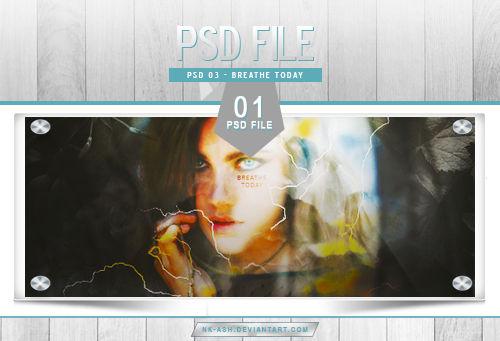 PSD File 03 - Breathe Today