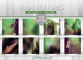 Icon Textures 10 - Green Arrow by nk-ash