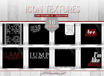 Icon Textures - Absolution