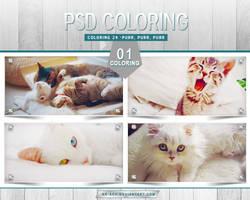 Coloring 24 - Purr, purr, purr by nk-ash