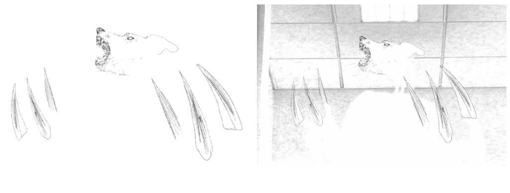 Sketching a scene by purstotahti