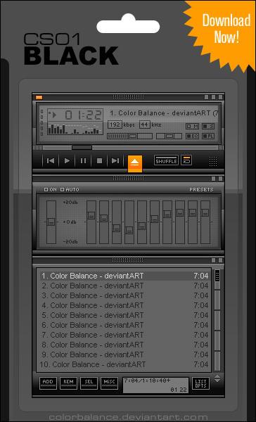 CS01 BLACK by colorbalance