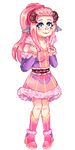 Pixel Commission: tropuculs 1/3 by MyTwistedMind