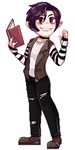 Pixel Commission: FranticAce 2/2 by MyTwistedMind