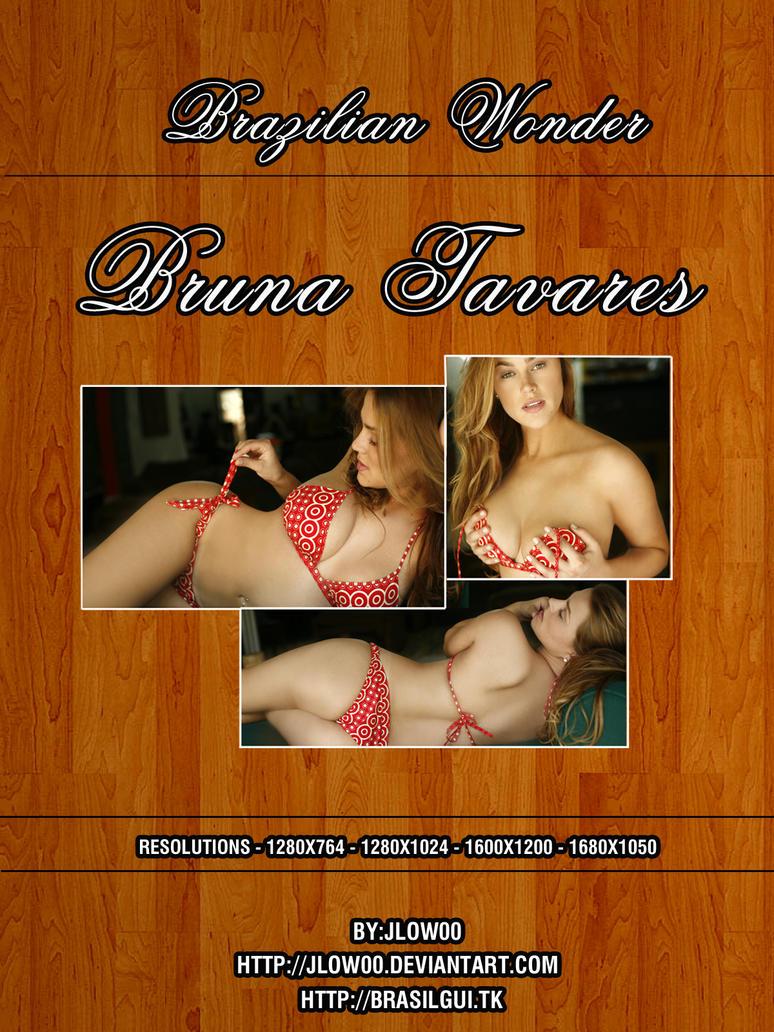 Bruna Tavares Brazilian Wonder by JLOW00