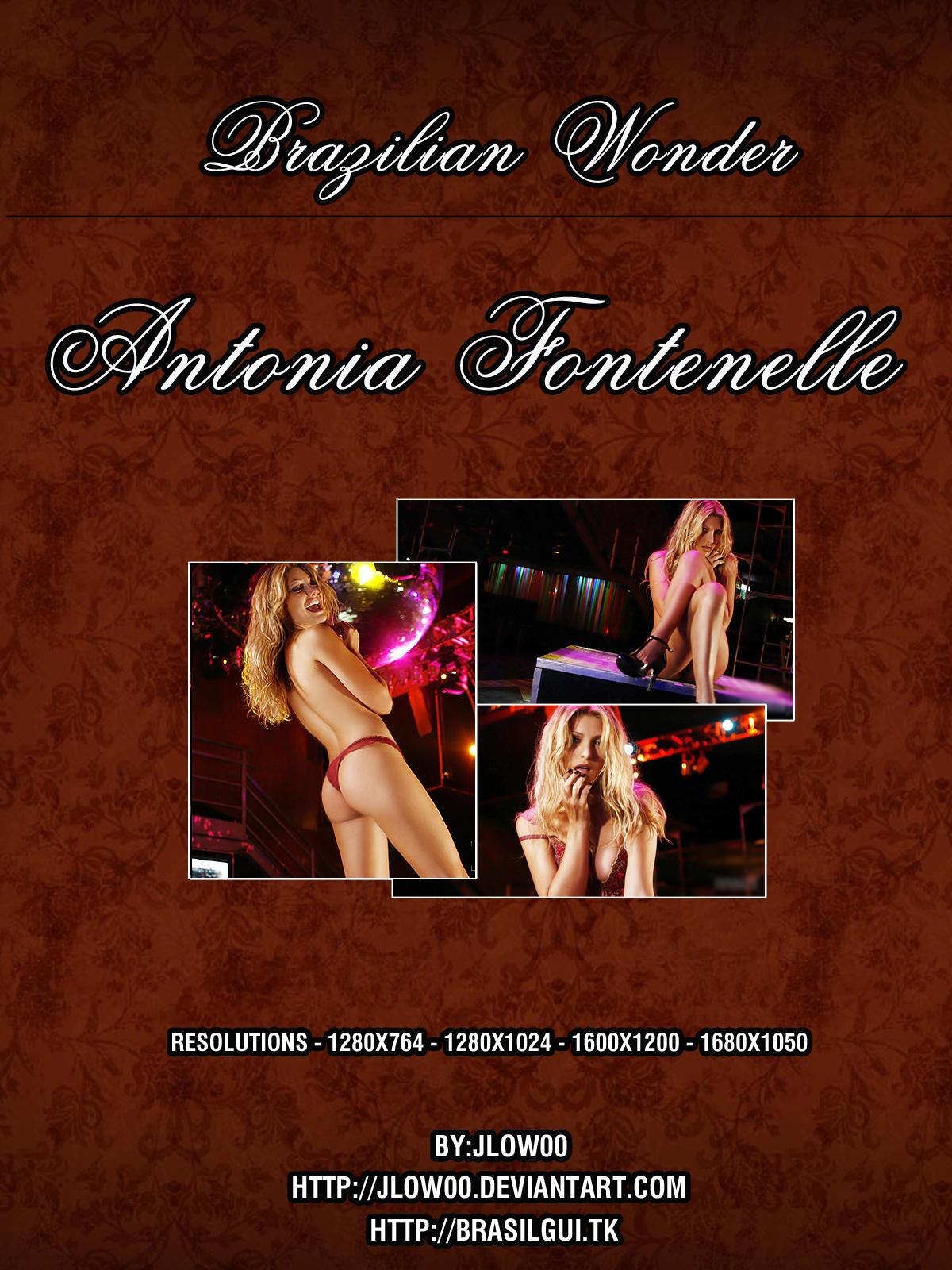 Antonia Fontenelle Brazilian W by JLOW00