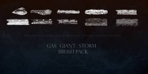Gas Giant Storm Brush Pack