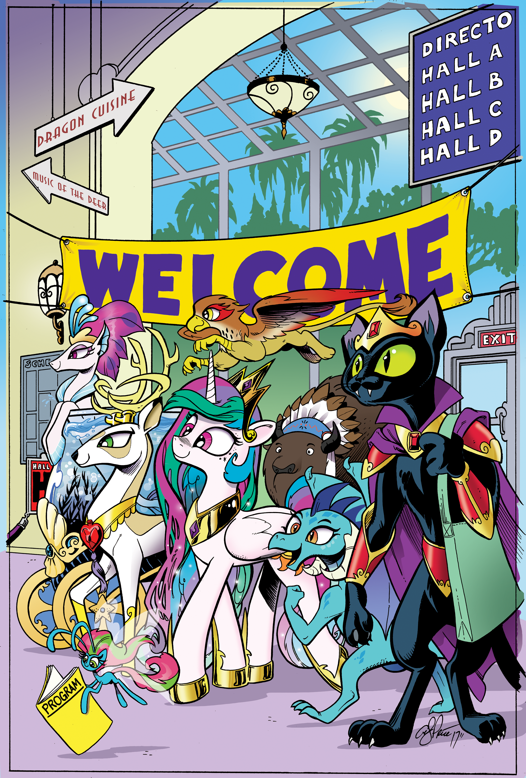 My Little Pony 61 cover