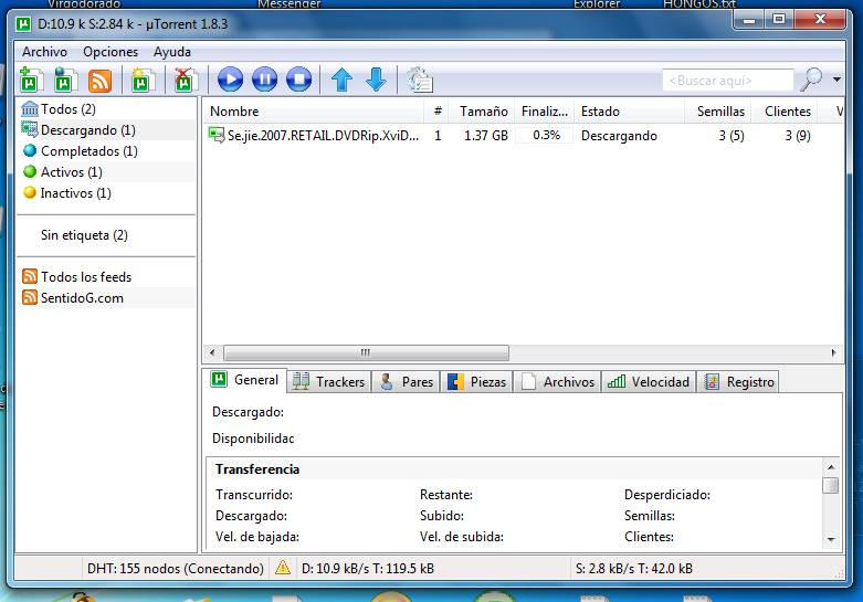 Utorrent Seven Virgodorado by virgodorado