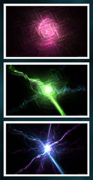 Cell Processor Wallpaper Pack