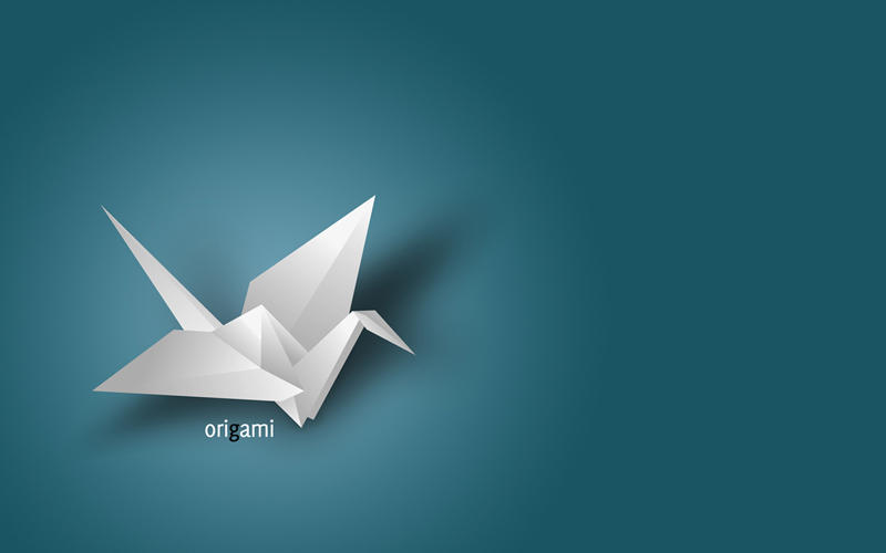 origami by Hallaserke