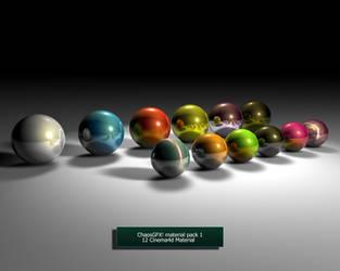 CHAOSGFX material pack 1 by xALIASx