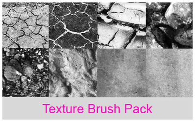 Texture brush pack (big brushes)