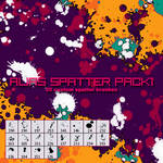 CGFX spatter pack 1