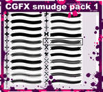 CGFX smudge brushes