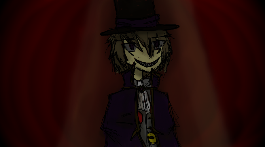The Ringmaster (Corrupt) by CrystheWaterNinja