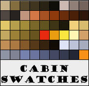 Cabin Swatches by AmericanLink-Stock