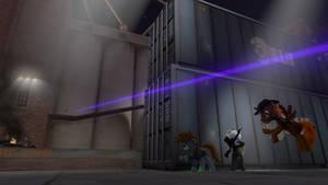 [SFM Particles]Laser Beam[DL] by Krash42