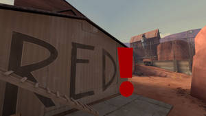 [SFM]Red Exclamation Mark Thingy [DL] by Krash42