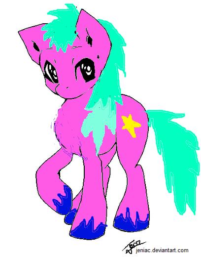 Pony! :BASE OF JENIAK:
