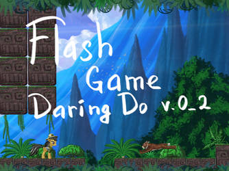 Daring Do Game FPS speed and loading test by alexmakovsky