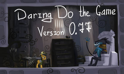Daring Do The Game (Alpha WIP 25%)