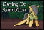 Daring Do the Game Animation Cutscene Test