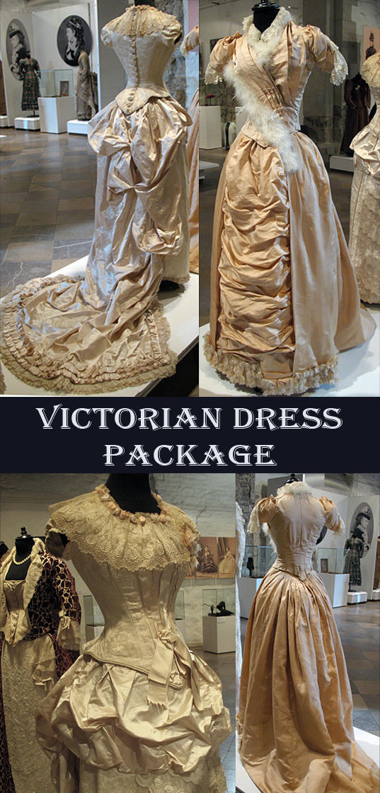 Victorian Dress Package