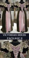 Victorian Dress Package II