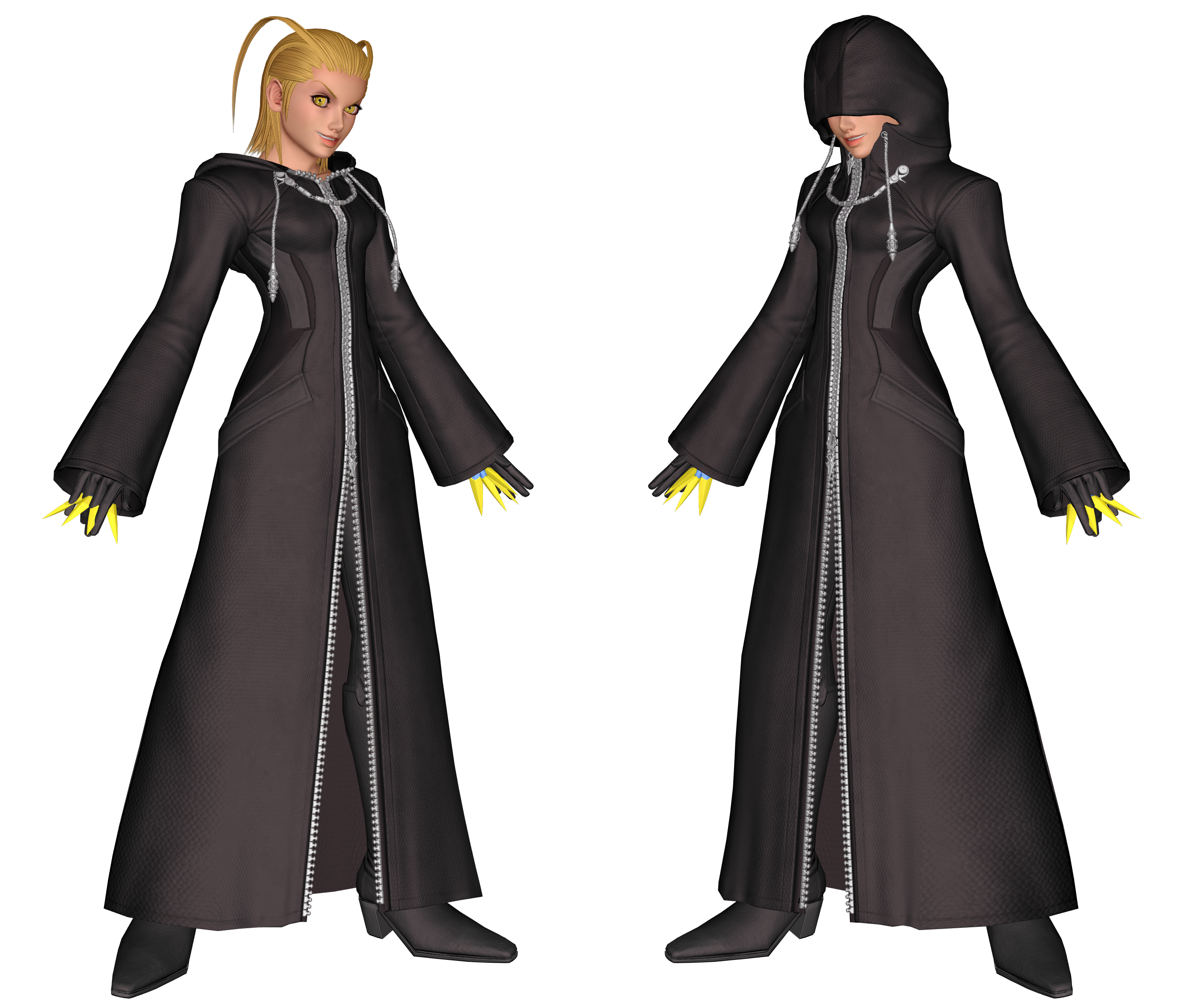 Mmd Kh3 Larxene Dl By Danizaya On Deviantart This was an experiment in coloring for me! mmd kh3 larxene dl by danizaya on