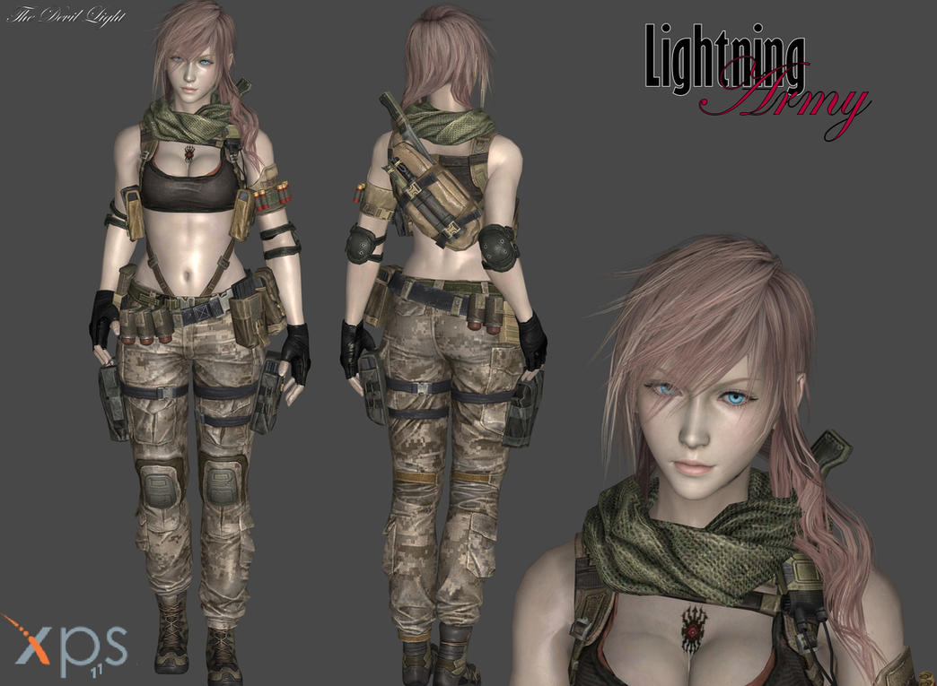 Lightning Army MOD by Lightningfarrondevil