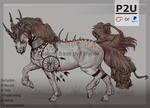 P2U I HORSE BASE I Points or Paypal