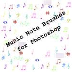 Music Brushes:Photoshop