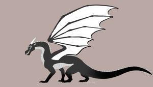 FREE Dragon Base - F2U Lineart ( PSD, SAI)