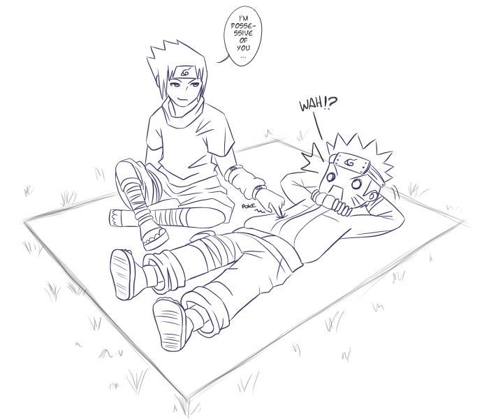 Naruto: Possessive by darkskysong on DeviantArt