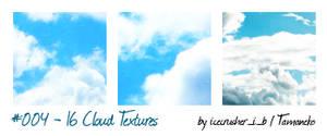 004 - 16 Cloud Textures by tamaneko-i-b