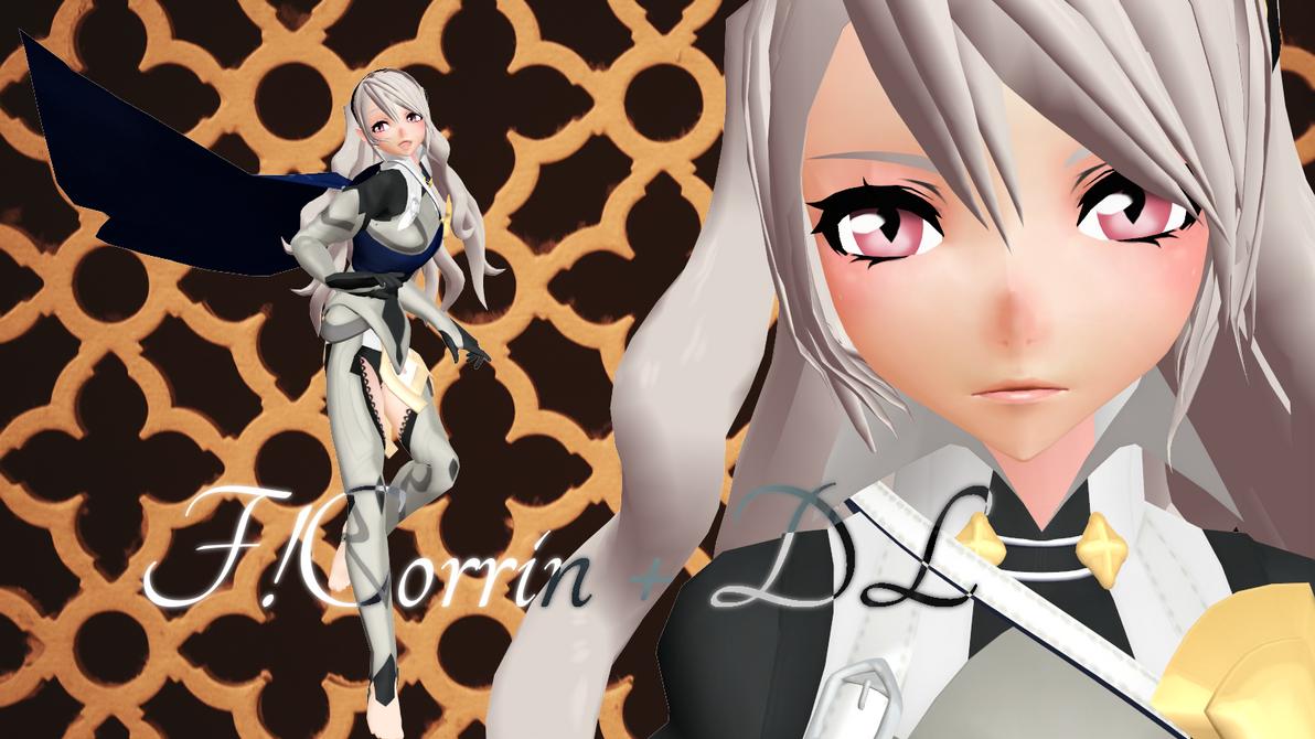 MMD - Princess Corrin of Nohr + Download by Nanana-P