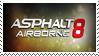 Asphalt 8: Airborne Stamp by RomanDeSteve