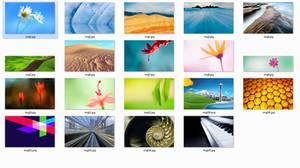 Windows 8 RTM : Wallpapers