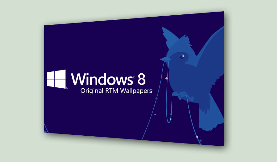 Windows 8 : Wallpapers Pack