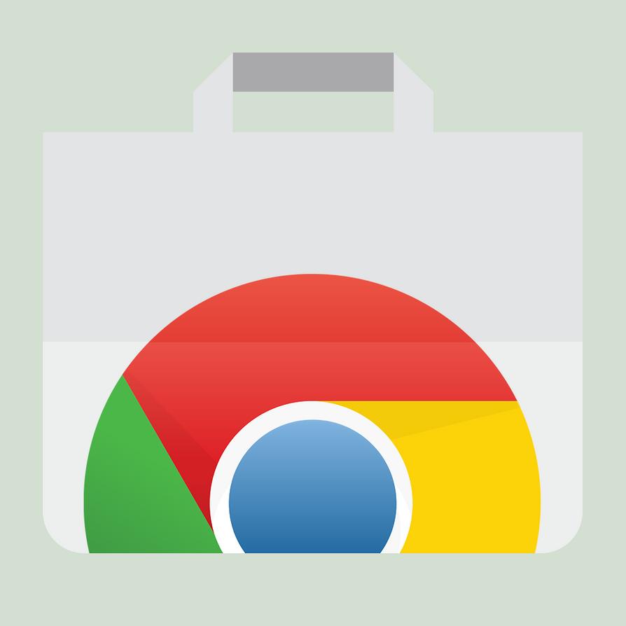 Chrome web store new logo by brebenel silviu on deviantart - Chrome web store wallpaper ...