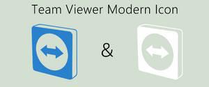 Team Viewer Metro Icon [W.I.P.]
