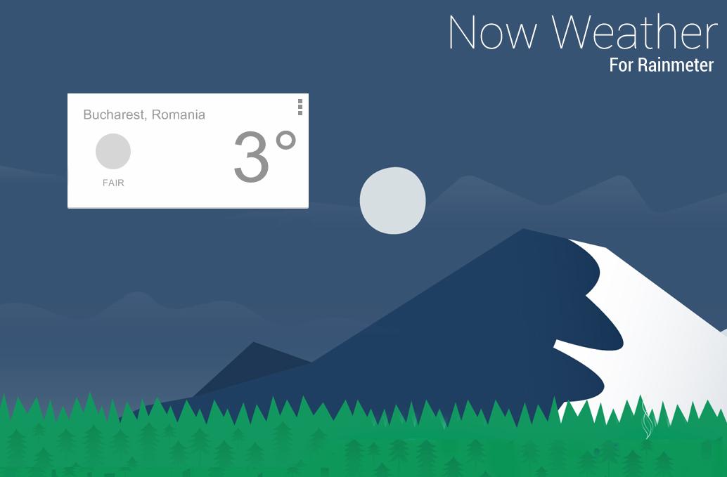 Google Now : Weather