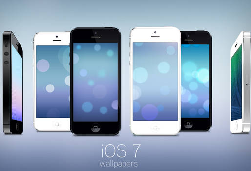 iOS 7 Wallpapers for iPhone