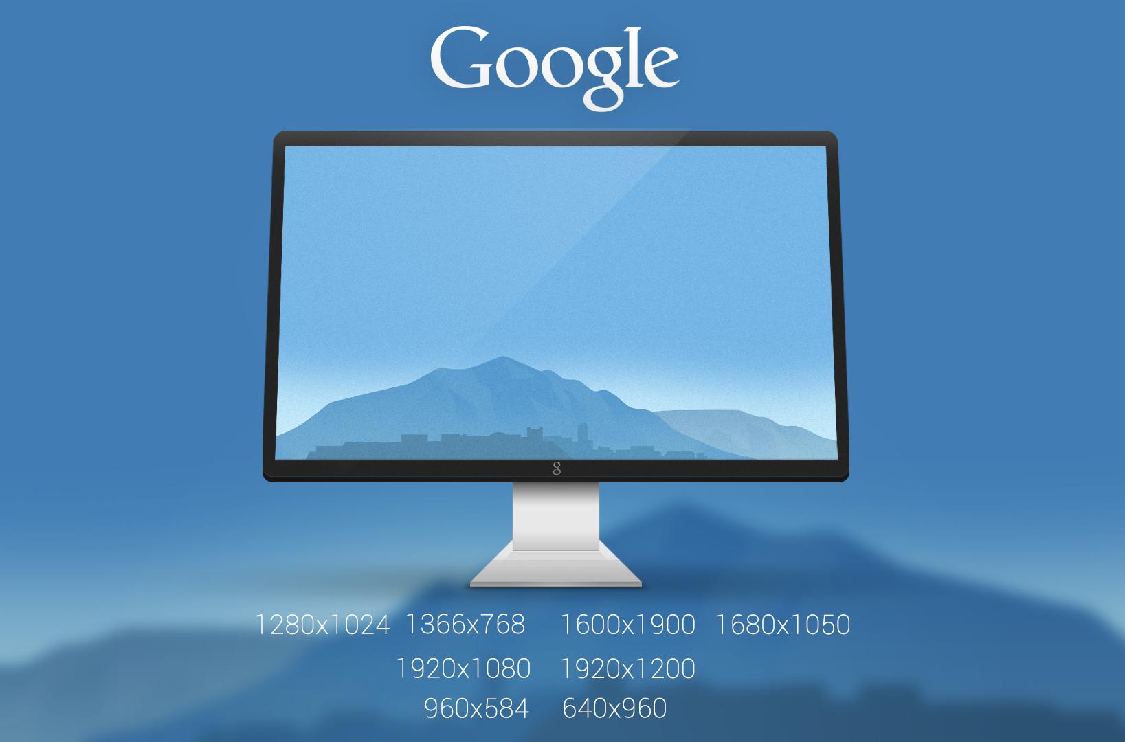 Google Now - Provo Wallpaper by Brebenel-Silviu