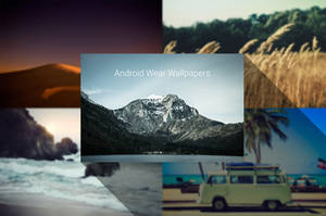 Android Wear Wallpapers by Brebenel-Silviu