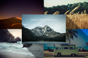 Android Wear Wallpapers
