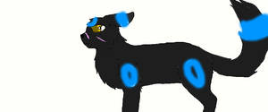 Scar the Umbreon