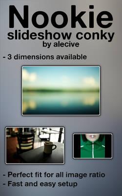 Nookie Slideshow Conky