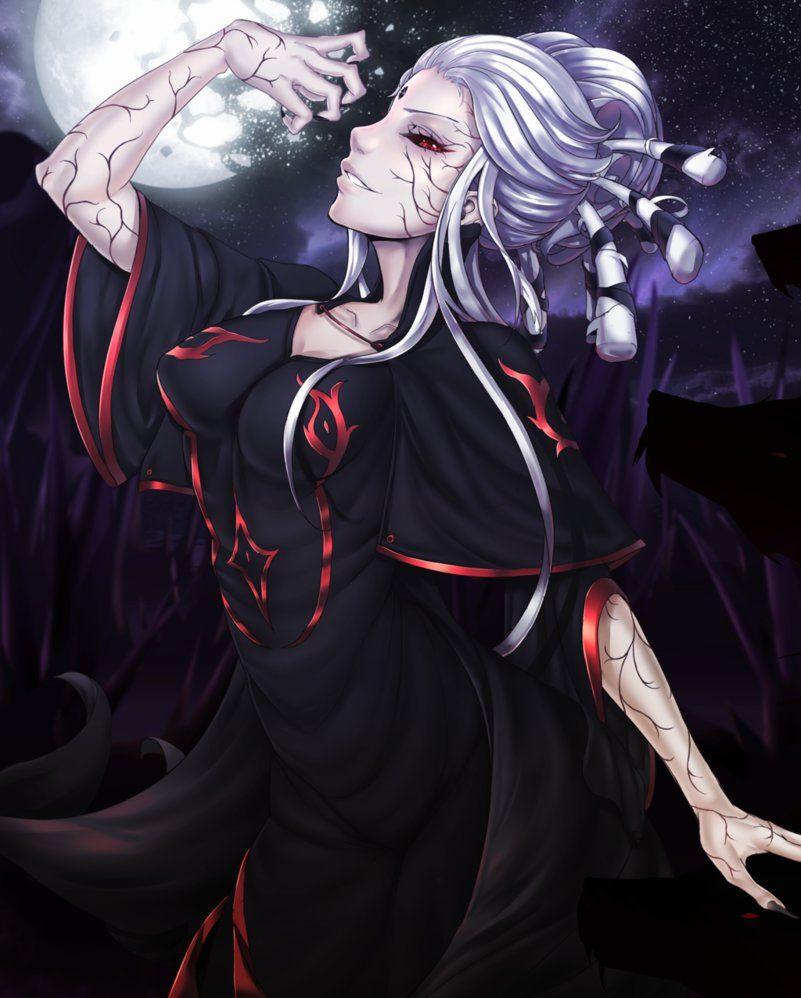 RWBY: Salem X M!Reader: Lord Of Grimm! by HazyPhantom on